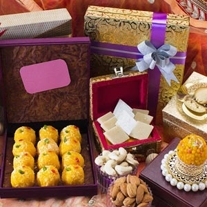 Diwali Sweets and dryfruits